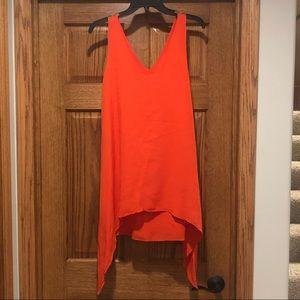 Gianni Bini orange dress